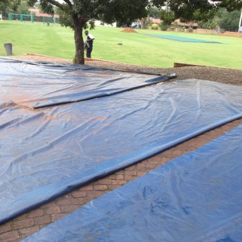 Cricket Pitch Cover – Repairs